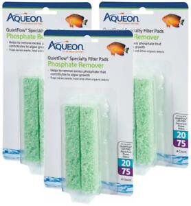 3-Pack-Aqueon-QuietFlow-20-75-Phosphate-Remover-Filter-Pads-4-Per-Pack