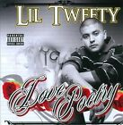 Love Poetry [PA] by Lil Tweety (CD, Aug-2010, PMC Music Group)