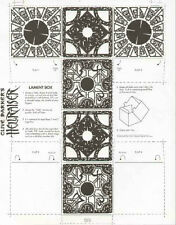 "The Hellraiser Lament Box -  ""Cut-and-Fold"" paper version"