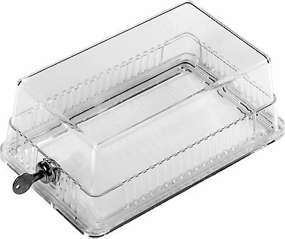 OpenBox Emerson F29-0198 Universal Locking Thermostat Guard, Clear
