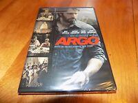 Argo Secret Cia Escape Iran Ben Affleck Alan Arkin Victor Garber Dvd Sealed