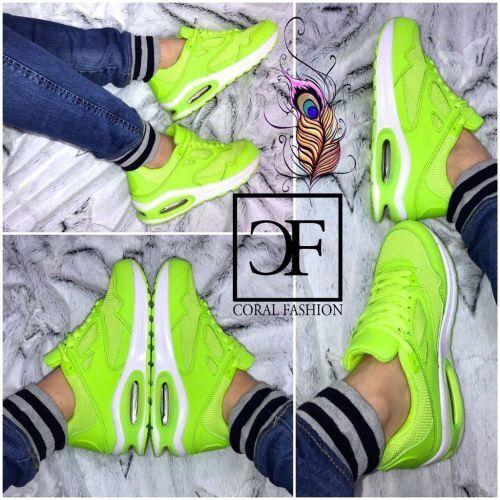 ANGEBOT unisex DOUBLE AIR Sportschuhe   Sneakers green