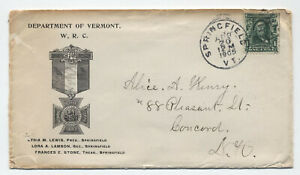 1905-Springfield-VT-Women-039-s-Relief-Corps-dept-of-VT-ad-cover-4719
