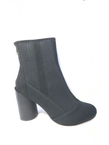 Ankle Size Uk 7 Boots River Island Black Womens Anita xYfww06