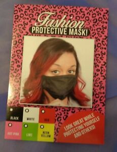 REUSUABLE CD-19 FACE MASK