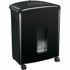 12 Sheet Heavy Duty Cross Cut Paper Shredder for Office and Home