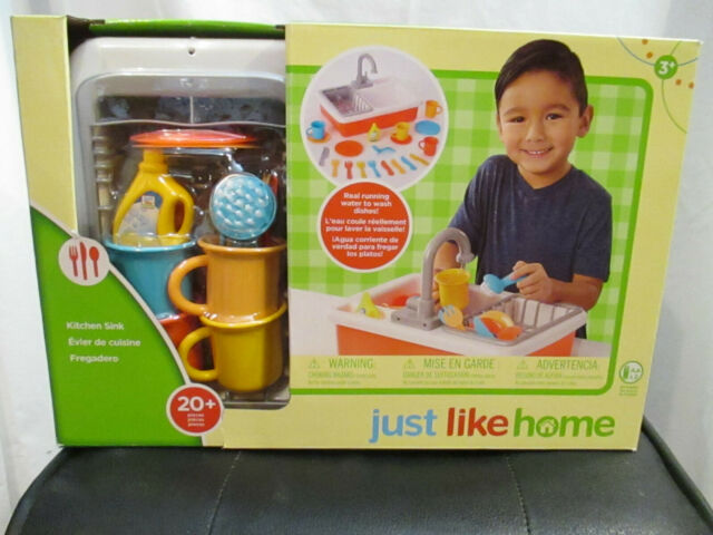 Just Like Home Kitchen Sink New in Box