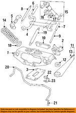 Jaguar Oem 89 96 Xjs Rear Suspension Radius Arm Front Bushing
