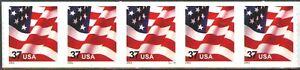 US-Flag-PNC5-MNH-37-Cent-Denominated-2003-PL-S3333-Scott-039-s-3632A