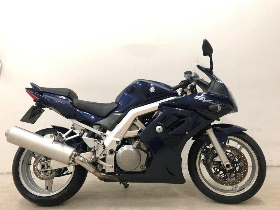 Suzuki, SV 1000 S FULDKÅBE, 1000