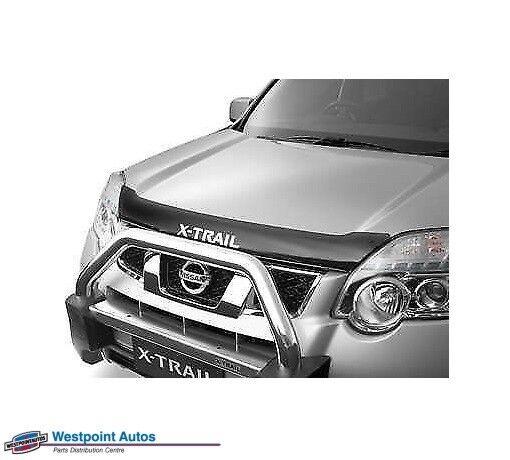 Genuine Nissan X-Trail T31 Smoked Bonnet Protector Part F5166-3U100AU