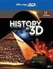 History in 3d 0733961256468 Blu-ray Region a