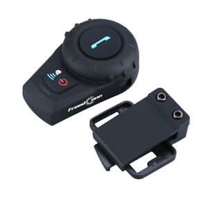 9bbed79a220 Details about 2x Bracket Mount Fit Motorcycle Headset Helmet Bluetooth FDC-VB  500M Intercom