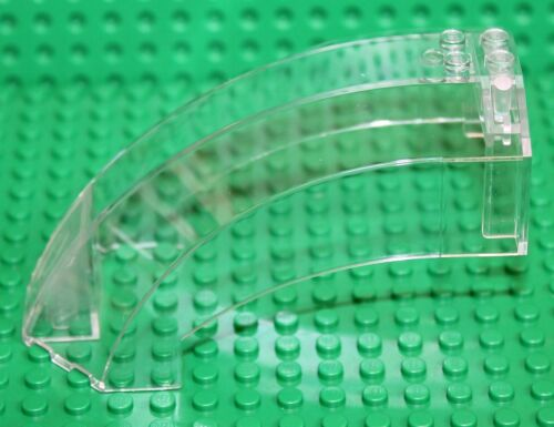LEGO Transparent Clear Windscreen 6x12x6 NEW!!!!! 94531