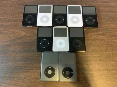 Apple iPod Classic 5th 30GB, 60GB, 80GB, 120GB, 160GB or 7th Generation 6th