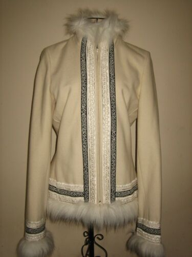 van stijlvolle Een Jacket Pit maat Lovely Pit A Cream mooie Approx 10 Stylish Size pit Cream pit Pilot Womens Pilot 19 Womens Jacket 19 10 5qp4vwWrq