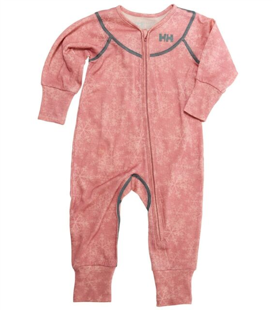 29fead4a3 Helly Hansen Snowsuit Kids Baby Legacy Wool Body Front Zip 43163 9m Dusty  Powder. About this product. Helly Hansen Baby Wool Body (3m-1y)