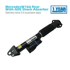 1xRear-Air-Shock-Absorber-Fit-Mercedes-Benz-M-Class-350d-W166-ADS-A1663200130