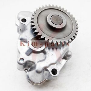 New Oil Pump for Mitsubishi 4D34 4D34T Engine Kobelco SK160LC