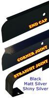 Kitchen Worktop Edging Strips End,Corner,Straight 40mm & 30mm Trims *CHEAP*NEW*