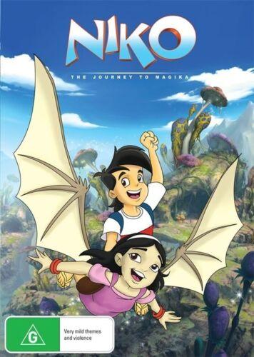 1 of 1 - Niko - The Journey To Magika (DVD, 2015)