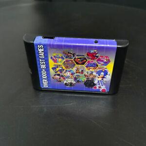 Cartridge-1000-in-1-for-Sega-Genesis-amp-Mega-Drive-Game-16-Bit-Multi-Cart-with-8G