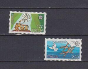 S17512) Italy MNH 1979 Europa, Post & Telecommunication 2v