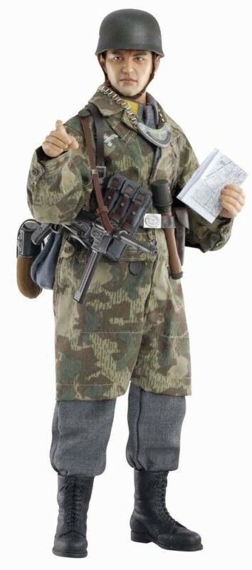 Dragon 1 6 Scale 12  WWII German Soldier Feldgendarme Albert Weinholt 70464