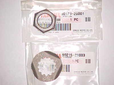 WR 450 F 4T 2003-14 Rear Sprocket Locking Nut New