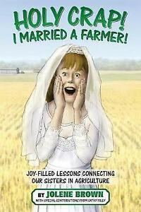 Holy-Crap-I-Married-a-Farmer-Brand-New-Free-P-amp-P-in-the-UK