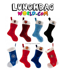 2019-20-Official-Football-Club-Christmas-Stockings-Qucik-amp-FREE-Delivery
