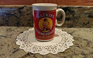 1 New 1992 Watkins Heritage Collection Baking Soda Coffee Mug Ebay