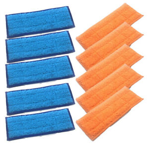 Cleaning-Pad-10-Pack-For-IRobot-Braava-Jet-240-241-Vacuum-Sweeper-Machine-Mops