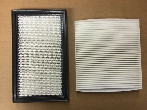OEM Replacement For Nissan Engine /& Cabin Air Filter Set 16546-0Z000 999M1-VP051