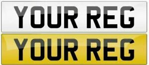 Pair-of-Standard-MOT-UK-Road-Legal-Car-Van-Reg-Registration-Number-Plates