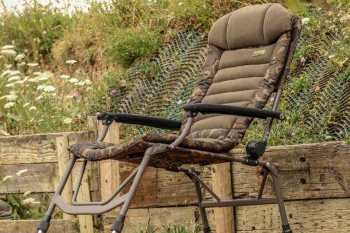 Brilliant Fox Fx Super Deluxe Recliner Chair Camo New Cbc078 Tt Machost Co Dining Chair Design Ideas Machostcouk