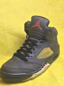 premium selection 79edf 9b3f4 Nike Air Jordan Retro 5 DMP Raging Bull 3M Men's (Size: 9) | eBay