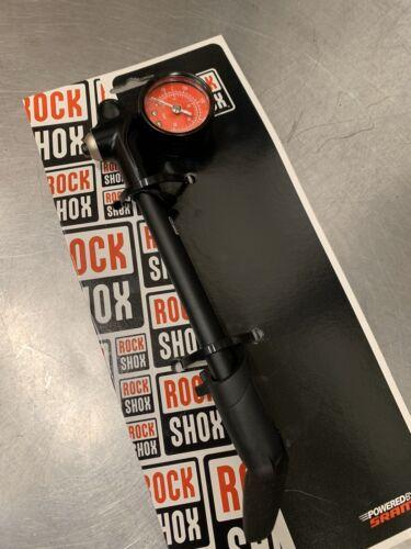 rock shox shock pump,shock pump,BRAND NEW BUT MISSING HOSE.....
