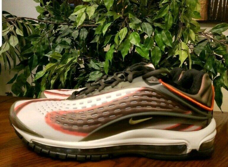 Nike Men's Air Max Deluxe Sequoia Athletic Sneakers Sz 11 AJ7831-300 THESPOT917