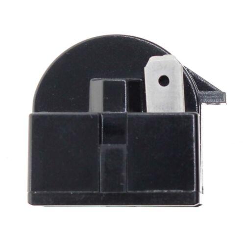 QP2-4.7 Start Relais Réfrigérateur PTC Fit 4.7 ohm 1 broches Vissani Danby compresseur