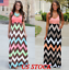 US-Plus-Size-S-5XL-Boho-Womens-Maxi-Dress-Sleeveless-Summer-Long-Beach-Sundress thumbnail 1