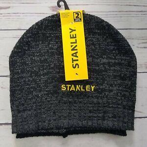 Stanley Beanie Knit Winter Hat Set - 2 pack