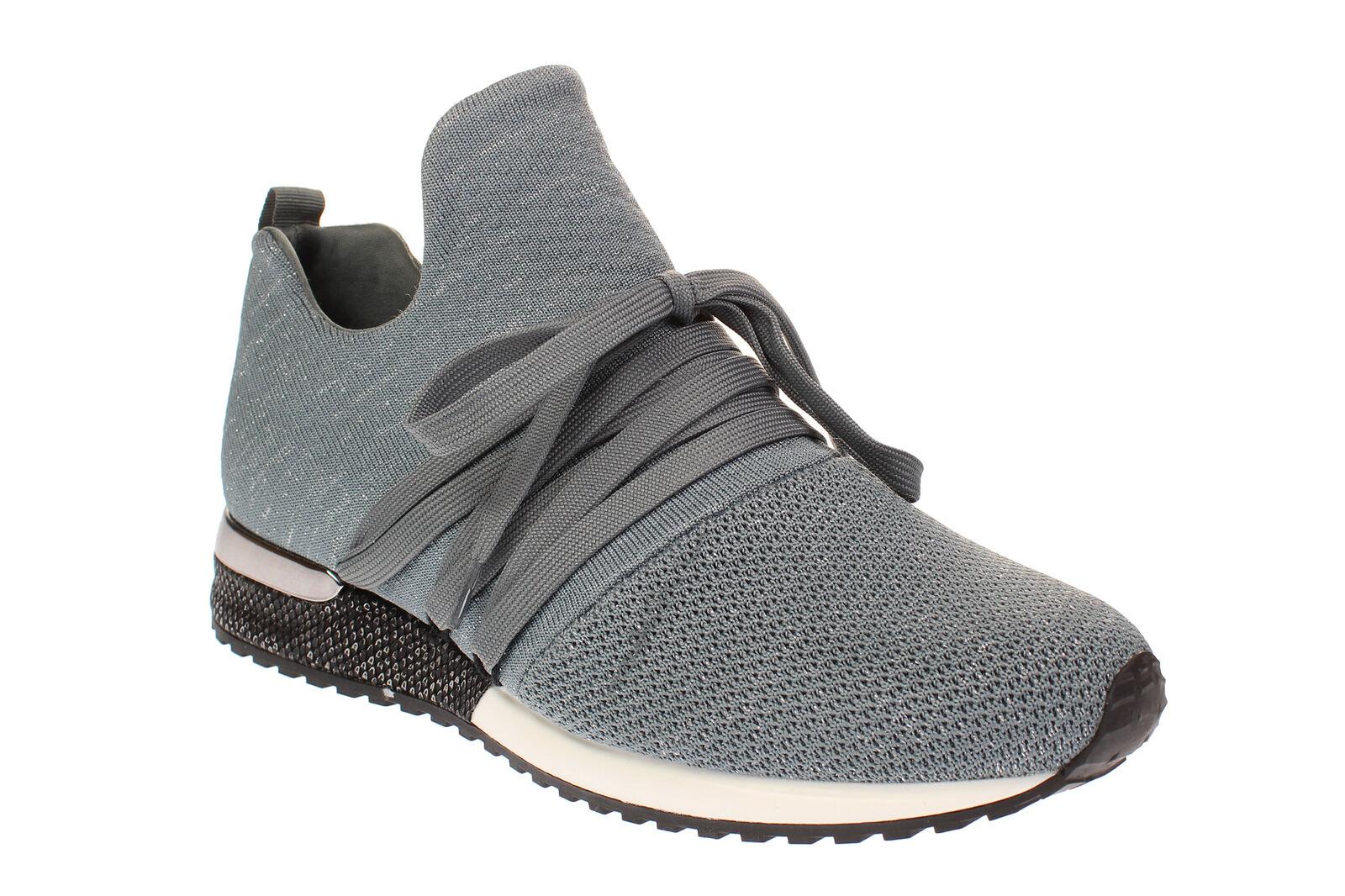 punto de venta La Strada 1701983-señora zapatos zapatillas casual-gris-Knit casual-gris-Knit casual-gris-Knit  bienvenido a orden