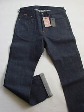 JEANS PANTALON HOMME G-STAR US FIRST STRAIGHT RL RED LISTING  W34  L34  VAL270€