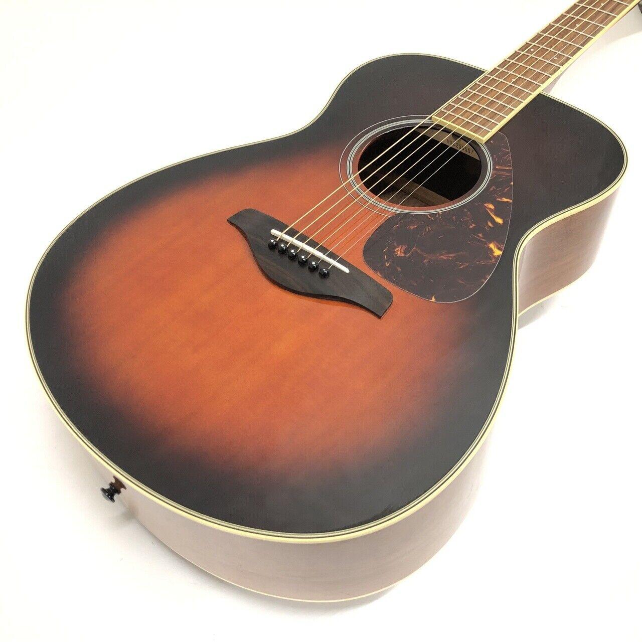 YAMAHA FS720S acoustic guitar Japan rare beautiful vintage popular EMS F   S