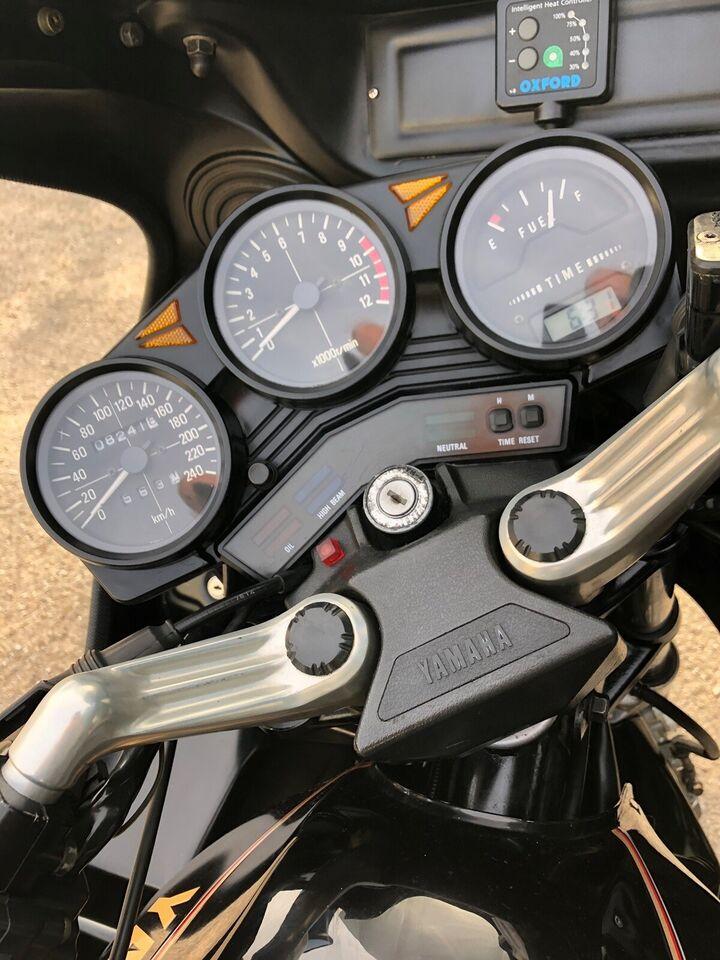 Yamaha, Xj 900, 900 ccm