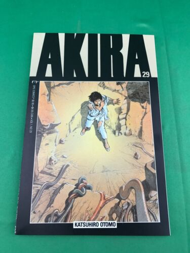 Akira Volume 1 No 29 Ride To Revenge Paperback