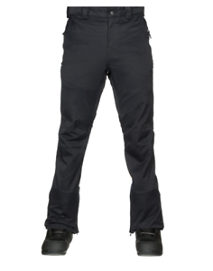 2019-NWT-MENS-THIRTYTWO-WOODERSON-SNOWBOARDING-PANTS-M-Black-mid-fit