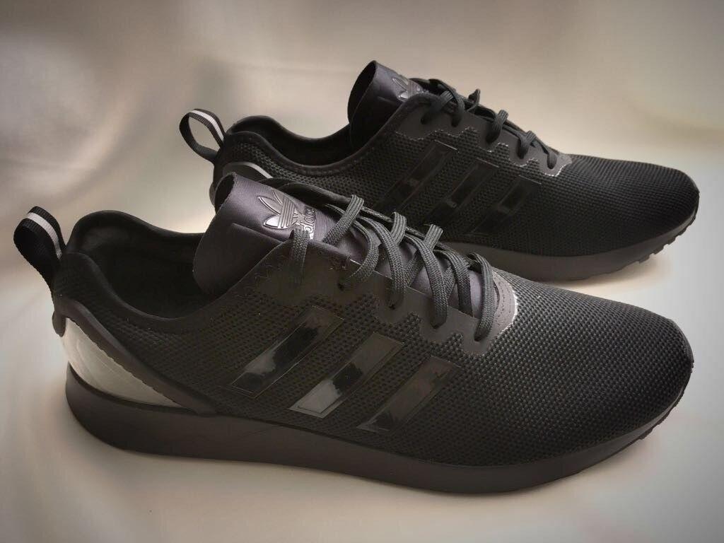 Adidas Flux schwarz Sonderotition Sonderotition Sonderotition US 12,5 e1fd2a