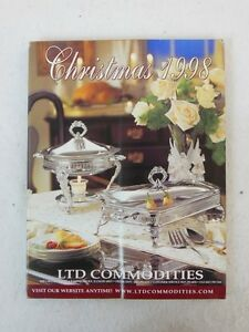 Ltd Christmas Catalog.Details About Ltd Commodities Inc Christmas 1998 Gift Catalog